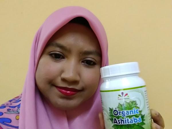 Organic Ashitaba penuh khasiat