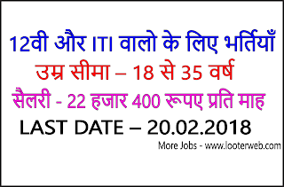 PHED Recruitment 2018, 38 Technician, Apply Before - 20.02.2018