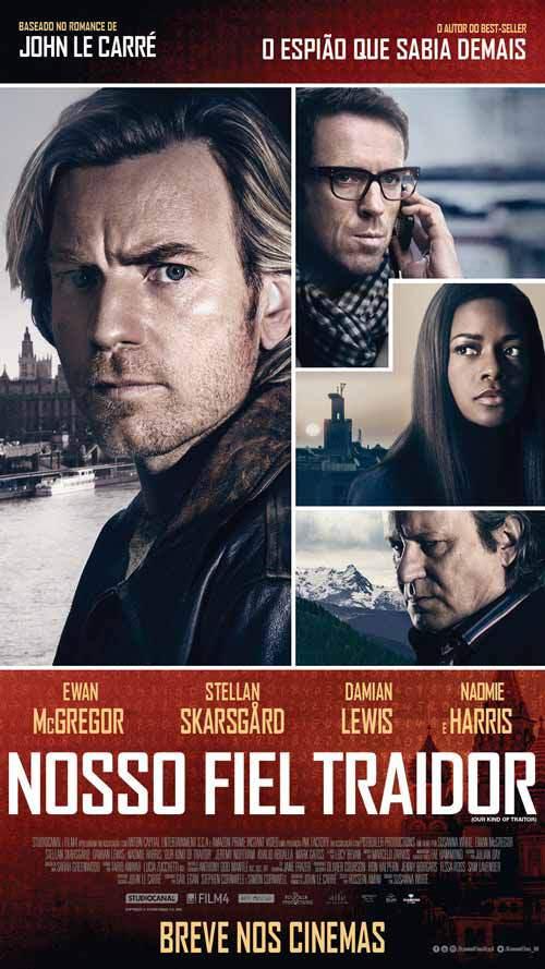 Nosso Fiel Traidor – BluRay 720p e 1080p Dual Áudio (2016)