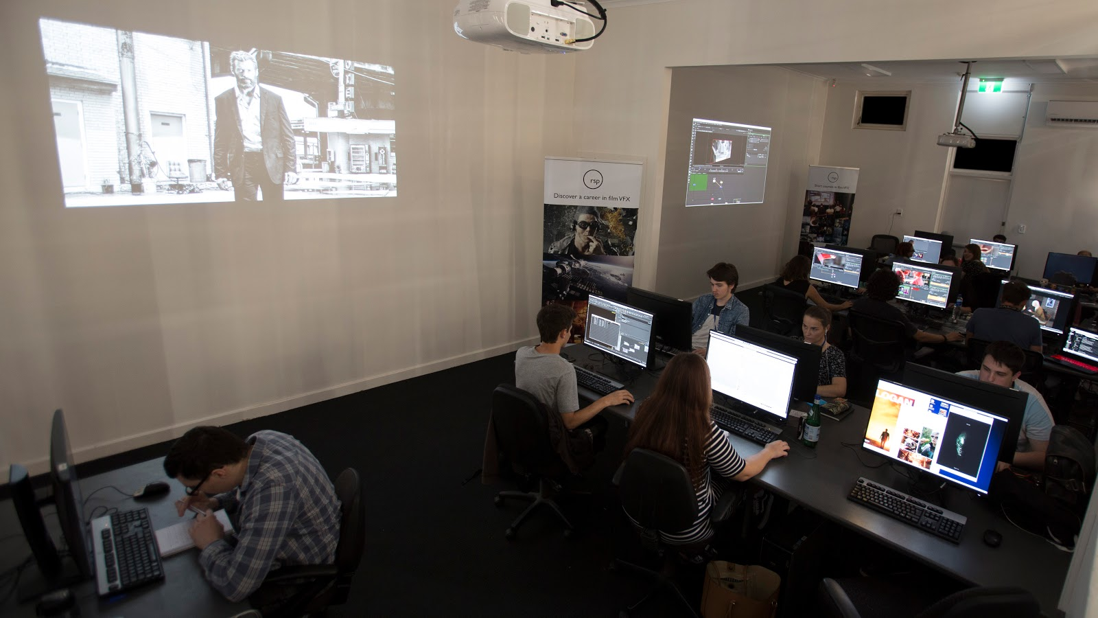 Rising Sun Pictures Education Creating ProductionReady VFX Artists