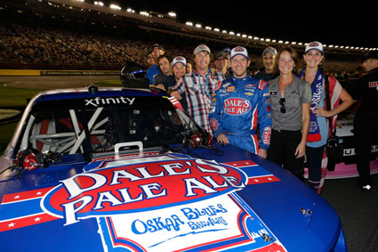 Dalegating Is Now As 'Merican As It Gets (#NASCAR)