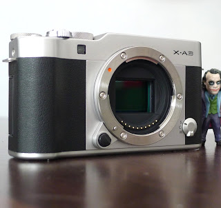 Jual Kamera Mirrorless Fujifilm XA3 ( Body Only )
