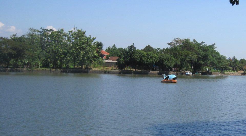 Asri Danau Situ Gede Bogor