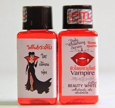 Harga Serum Vampire Obat Pemeliharaan Kulit Tubuh Terbaru 2017