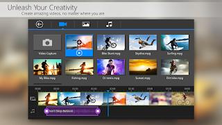 PowerDirector Video Editor v5.3.2 APK is Here!