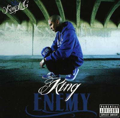 King Lil G - King Enemy (2012)