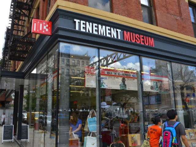 The Tenement Museum in New York