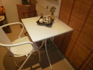 DIY... Recuperando  cadeiras de jardim,#Decoração, #DIY #Manualidades,