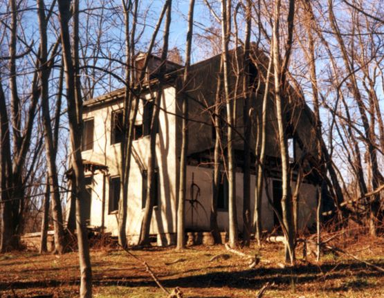the blair witch project house