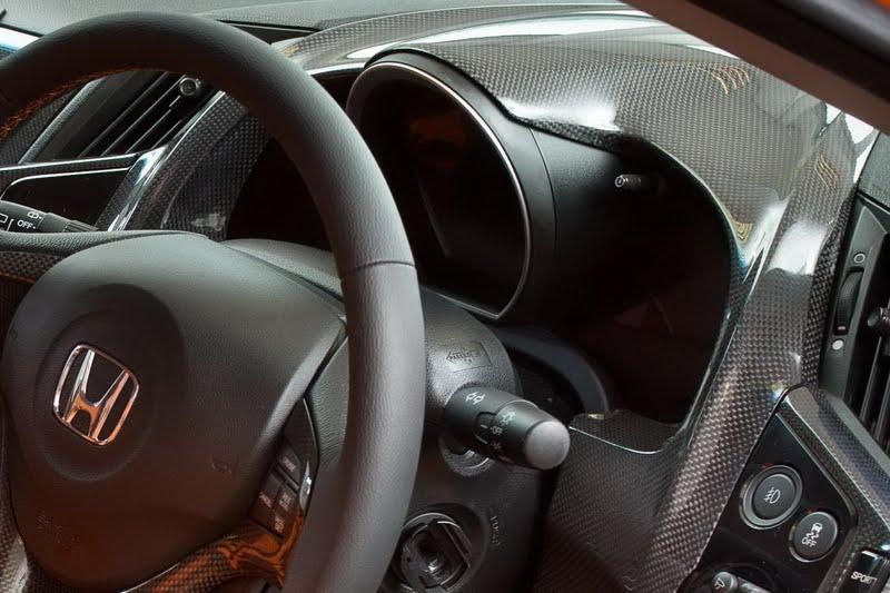 The Best Of Automotive Honda Mugen Cr Z Rr Study