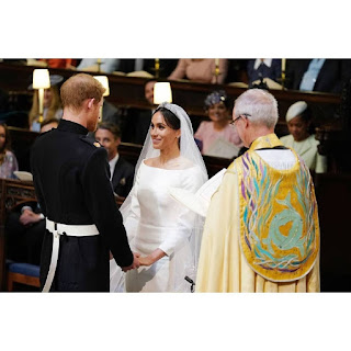 Take a look at Megan Markle & Prince Harry's Royal Wedding in photos!