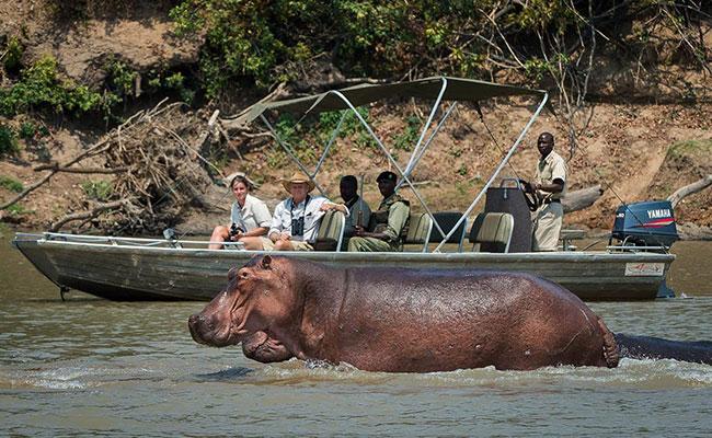 Xvlor.com South Luangwa National Park