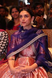 Aditi Rao Hydari Stills in Lehenga Choli at Cheliyaa Telugu Movie Audio Launch Event  0045.JPG