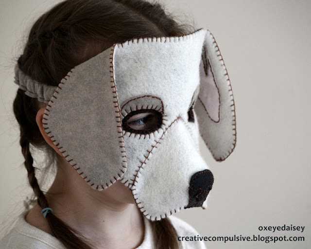 Labrador Mask