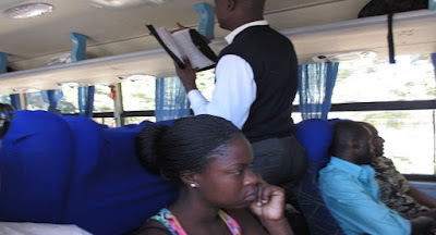 The Factors To Consider While Preaching The Gospel In Public Bus