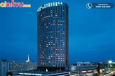 Khách sạn Hyatt nổi tiếng khắp thế giới từ những năm 1960
