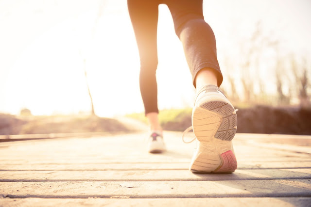 Lose Weight By Morning Walk