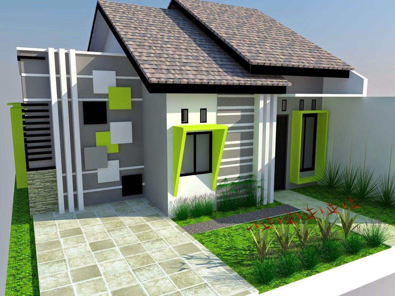 Ingin Punya Rumah Idaman Simak Design Sederhana Ini