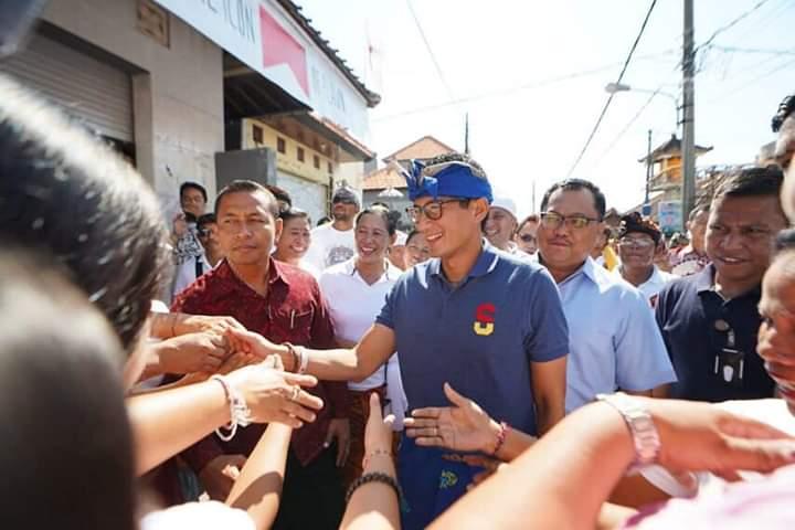 Ditolak Lagi, Kesantunan Sandi 'Kubur' Banteng Tabanan