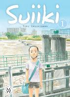 "Portada del cómic ""Suiiki"", de Yuki Urushibara"