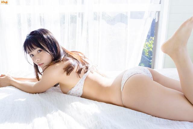 Hoshina Mizuki 星名美津紀 Bomb TV Photos 15