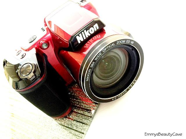 Nikon Coolpix L840 Camera