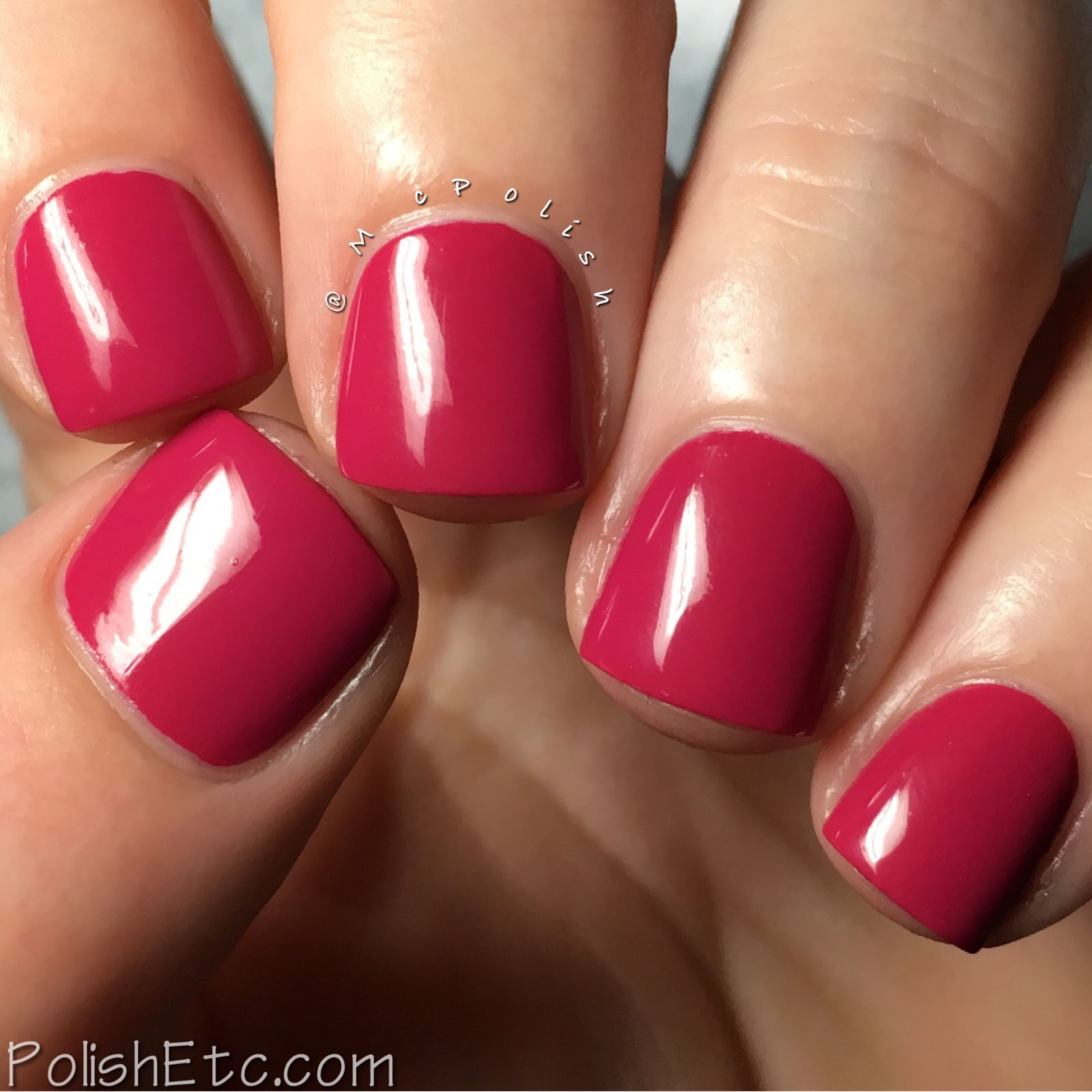Essie's Spring 2017 Collection - McPolish - b'aha moment