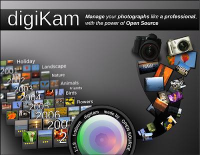 تحميل برنامج digiKam لتحرير وتعديل الصور وتنظيمها على جهاز الكمبيوتر - Download  digiKam