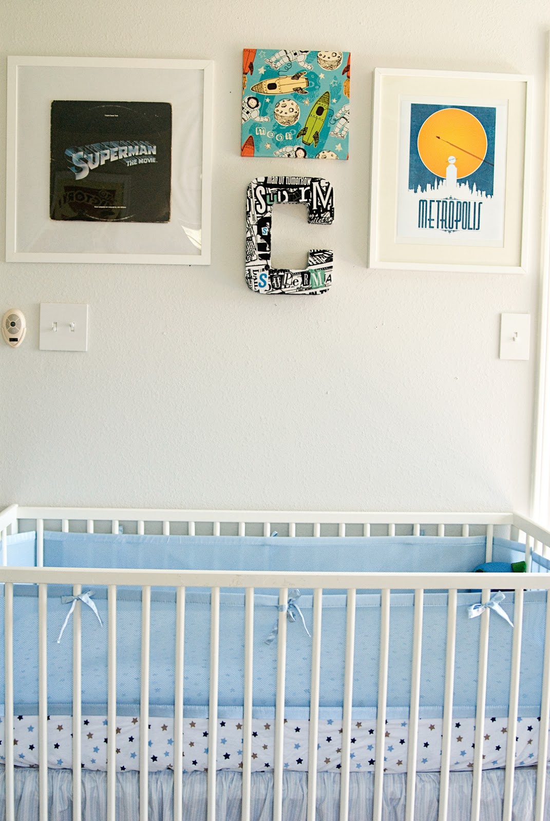 Made By Love And Science Clark S Space Sci Fi Nursery