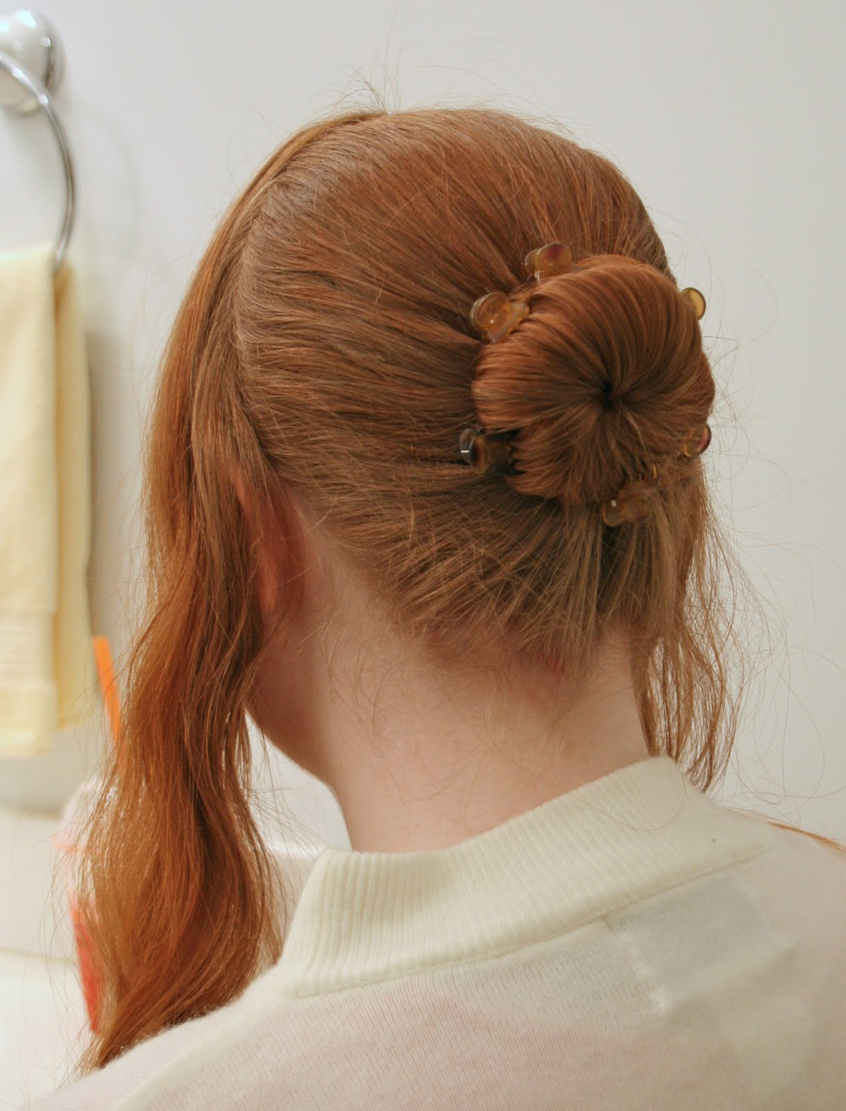 Southron Creations How To Do A Civil War Hairstyle
