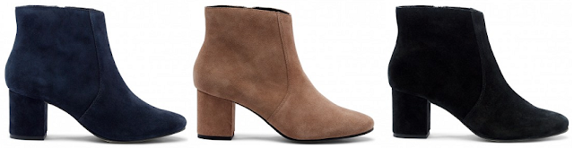 Sole Society Pippa Suede Booties on sale for only $40 (reg $100)