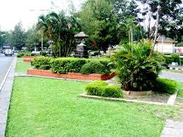 Idris-Pradi Wujudkan Taman Kota
