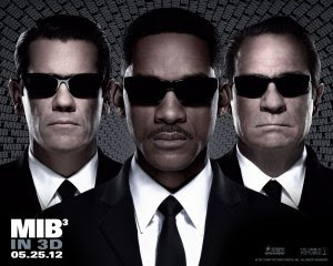 Will Smith, Josh Brolin and Tommy Lee Jones