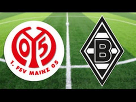 Mainz 05 vs Borussia Monchengladbach Full Match And Highlights