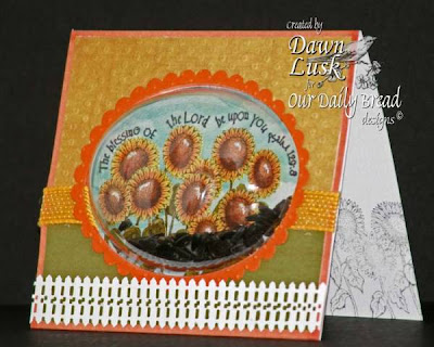 Our Daily Bread designs Harvest Blessings Designer Dawn Lusk
