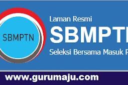 Jadwal SBMPTN 2019 / 2020