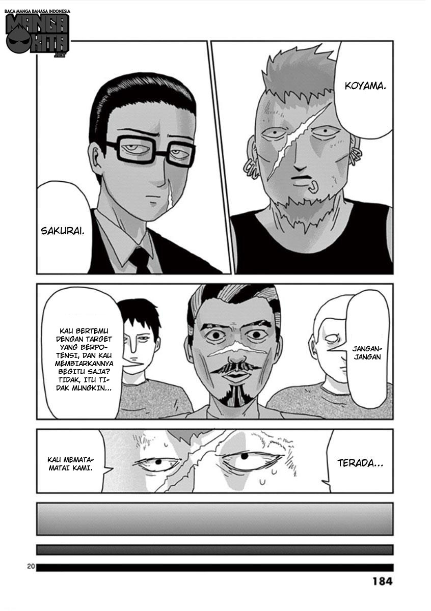 Mob Psycho 100 Chapter 34-21