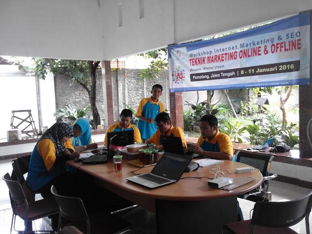 Pelatihan Inhouse Training SEO CV Banalyfood Indonesia