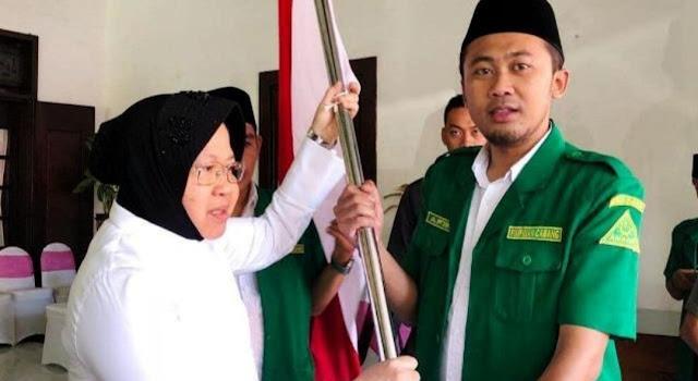 Ansor Surabaya Minta Risma 'Bersih-bersih' ASN Terpapar HTI