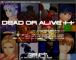 Dead or Alive ( Arcade ) - Download Game PS1 PSP Roms Isos ...