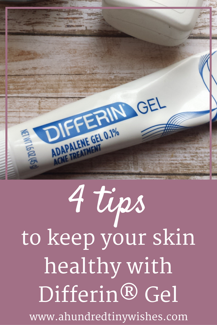 Differin Gel, Blogger Review, Beauty Review