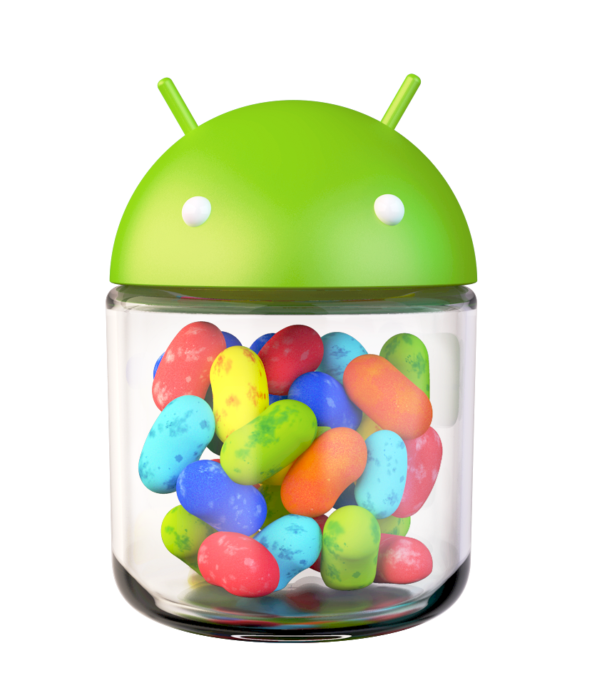 Android 4.1.2 Jelly Bean smartphones - PhoneMore
