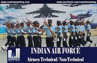 Airmen Technical/ Non-Technical Job 2016