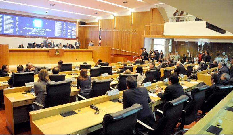 Resultado de imagem para plenario assembleia ma