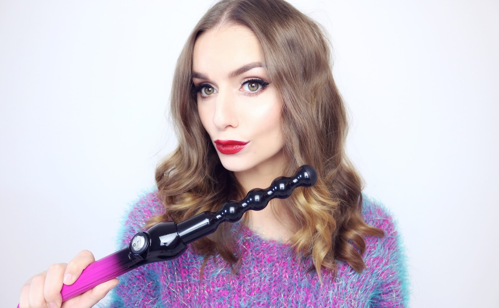 Curling Wand - Mark Hill Wicked Waver