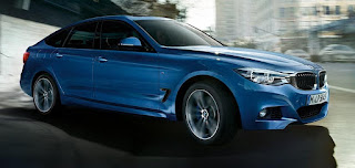 bmw 3 series gran turismo high specification
