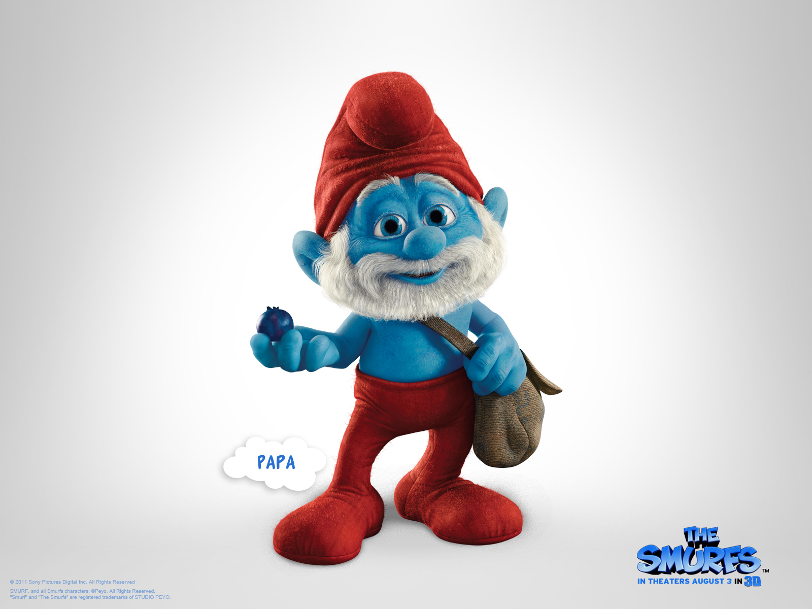 free download the smurfs wallpapers technology news