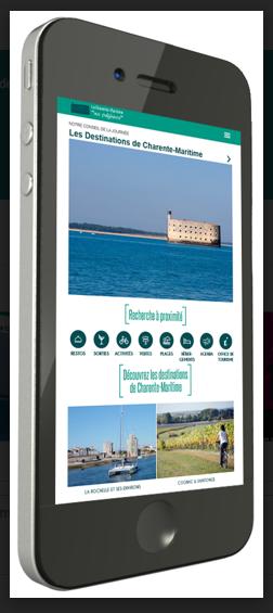 Nicole bertin infos 4 me place pour le site mobile - Office de tourisme de charente maritime ...