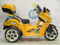 Pliko PK2838 Mio Rechargeable-battery Operated Toy Motorcycle