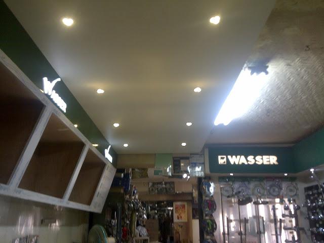 DISPLAY WASSER kontraktor pameran booth